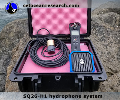 SQ26-H1 hydrophone system