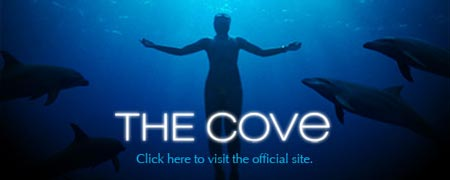 poster for The Cove movie