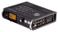 photo of TASCAM DR-680 6-channel portable recorder, click for enlargement